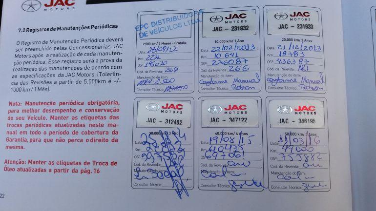 JAC J3 1.4 16V VVT Turin - Foto #1