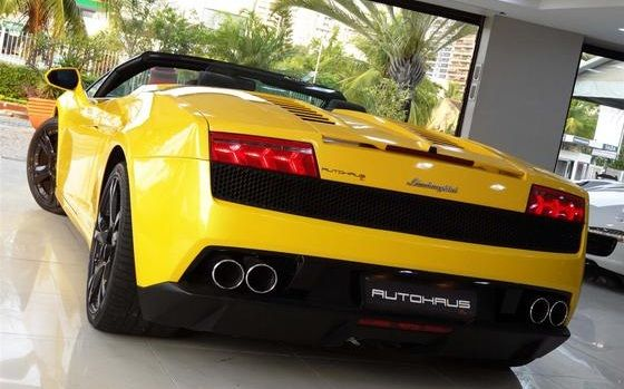 Lamborghini Gallardo LP 560-4 Spyder - Foto #3
