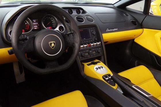 Lamborghini Gallardo LP 560-4 Spyder - Foto #5