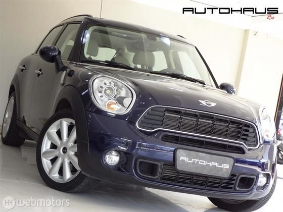 Mini Cooper Countryman 1.6 S All4 AWD (aut) - Foto #1