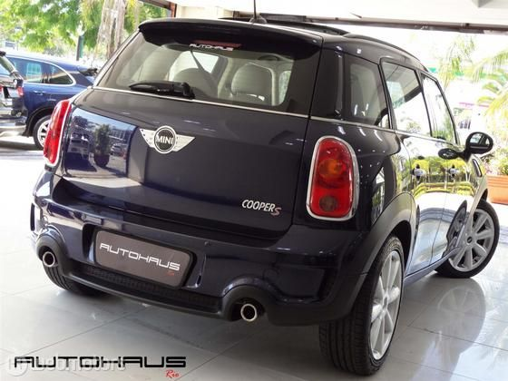 Mini Cooper Countryman 1.6 S All4 AWD (aut) - Foto #2