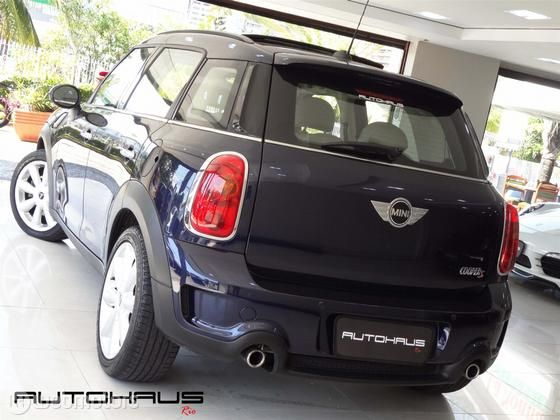 Mini Cooper Countryman 1.6 S All4 AWD (aut) - Foto #4