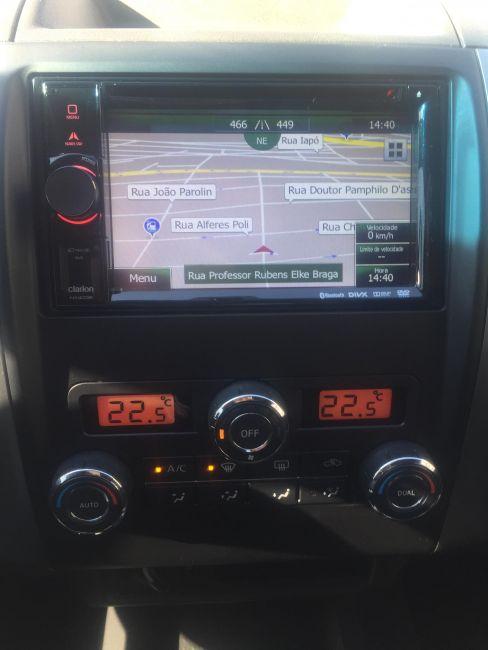 Nissan Frontier 2.5 TD CD 4x4 SL (Aut) - Foto #9