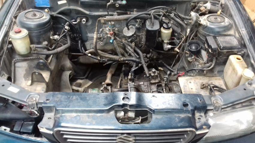 Suzuki Baleno Sedan GLX 1.6 16V - Foto #5