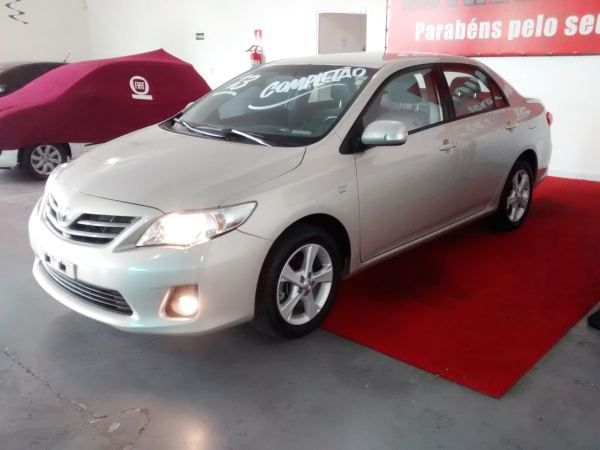 Toyota Corolla 2.0 XEi Multi-Drive S - Foto #3