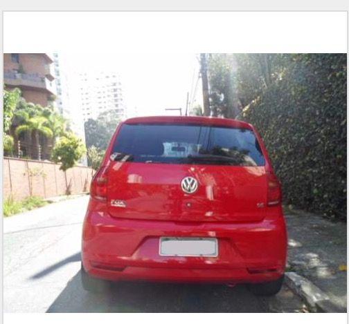 Volkswagen Fox 1.0 MSI Trendline (Flex) - Foto #2