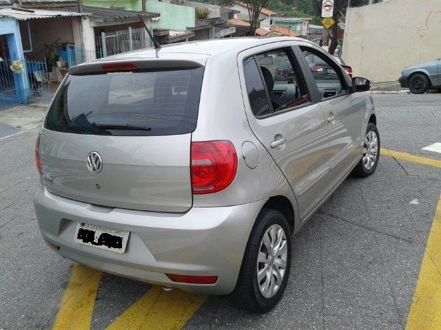 Volkswagen Fox 1.0 MPI Trendline (Flex) - Foto #8