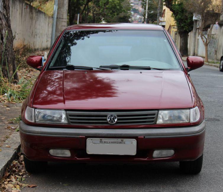 Volkswagen Logus GLS 1.8 - Foto #5