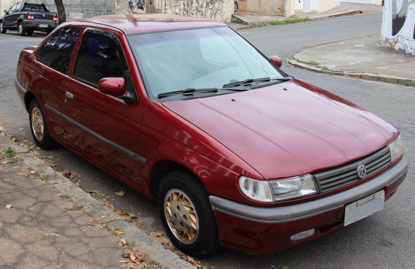 Volkswagen Logus GLS 1.8 - Foto #6