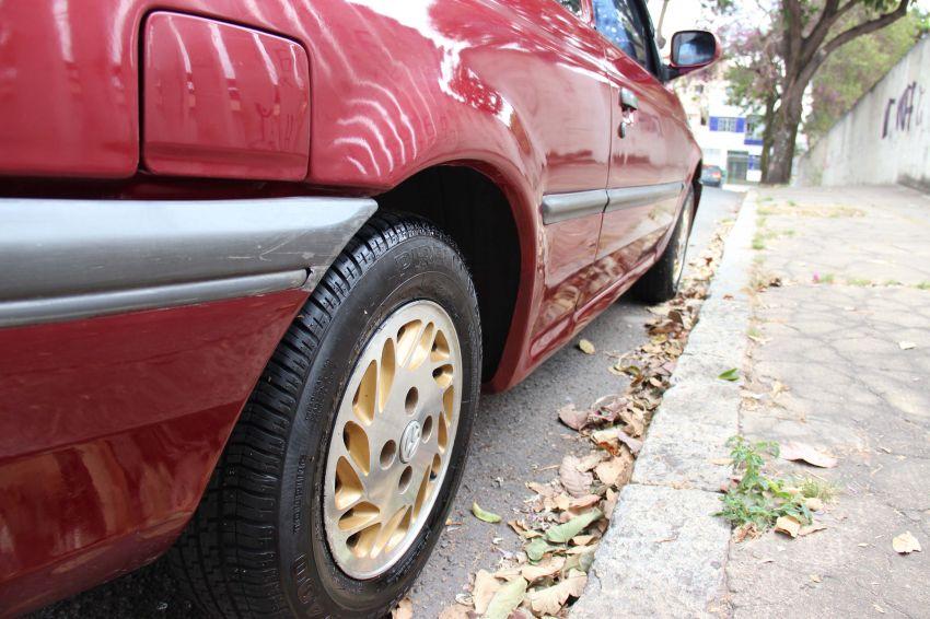 Volkswagen Logus GLS 1.8 - Foto #7