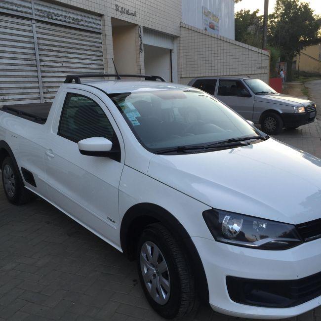 Volkswagen Saveiro Trendline 1.6 MSI CS - Foto #10