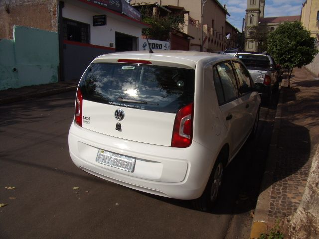 Volkswagen Up! 1.0 12v E-Flex take up! 4p - Foto #1