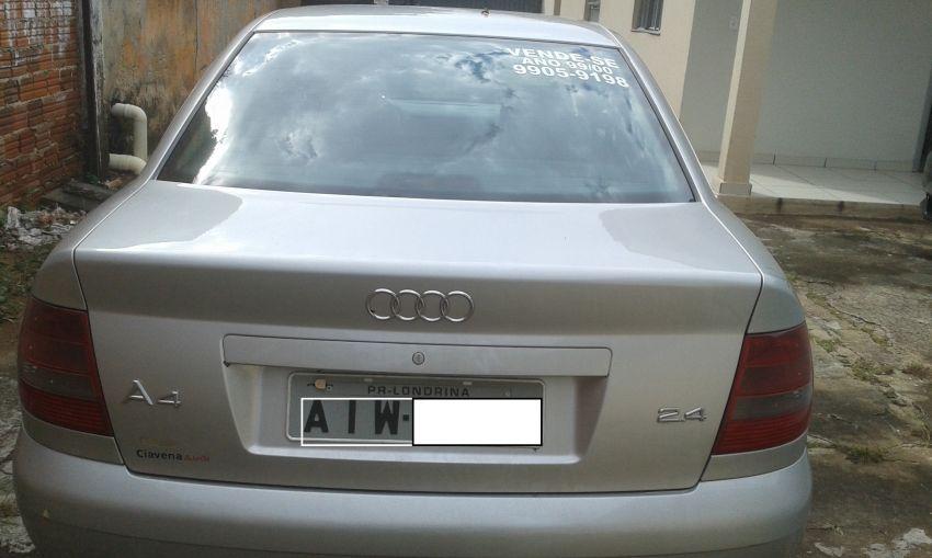 Audi A4 2.4 V6 30V (tiptronic) - Foto #3