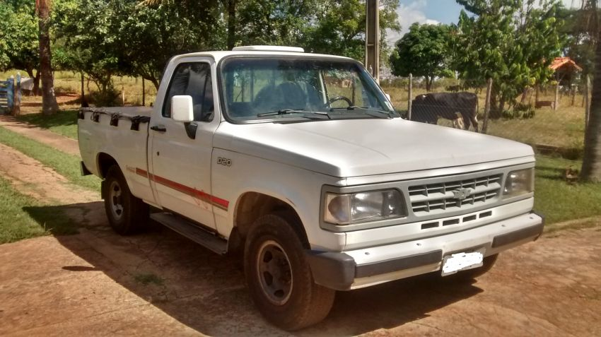 Chevrolet D20 Pick Up Conquest 4.0 (Cab Simples) - Foto #1
