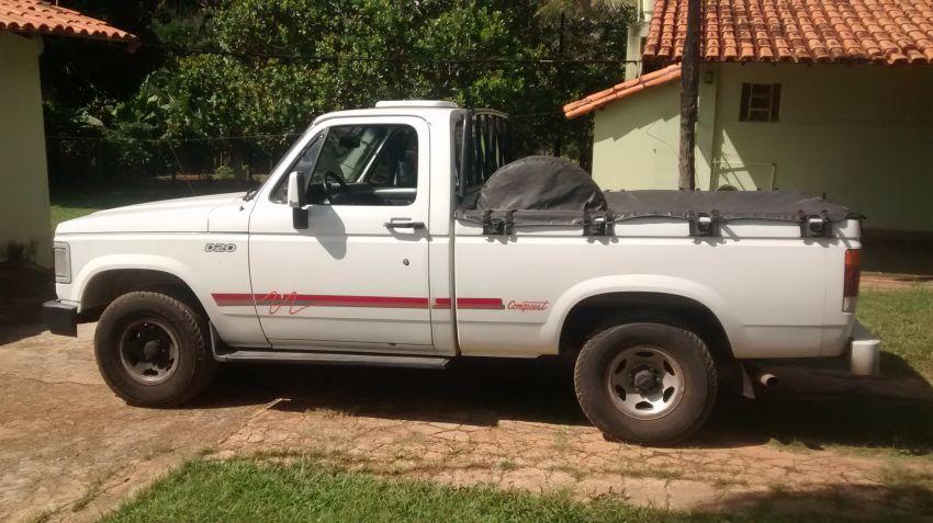 Chevrolet D20 Pick Up Conquest 4.0 (Cab Simples) - Foto #4
