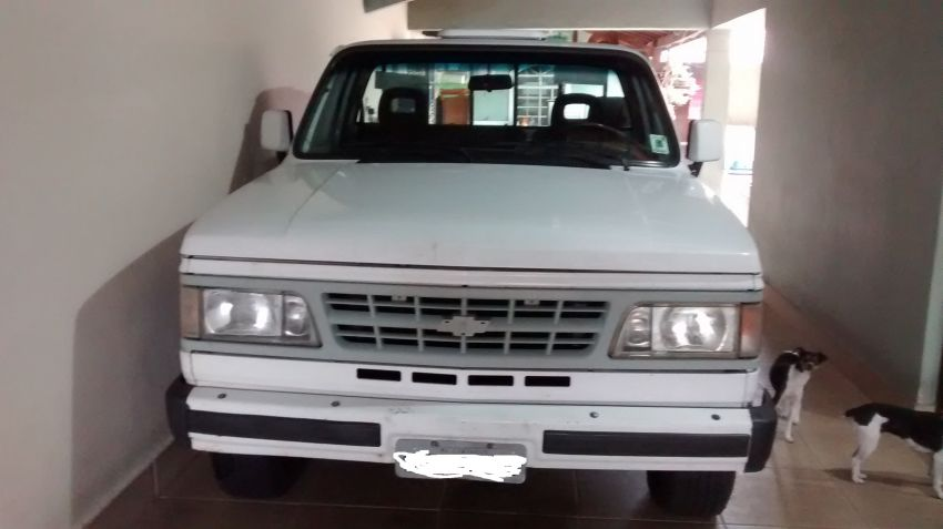 Chevrolet D20 Pick Up Conquest 4.0 (Cab Simples) - Foto #5