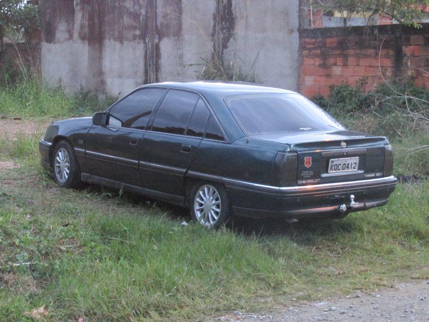 Chevrolet Omega CD 3.0 MPFi - Foto #1