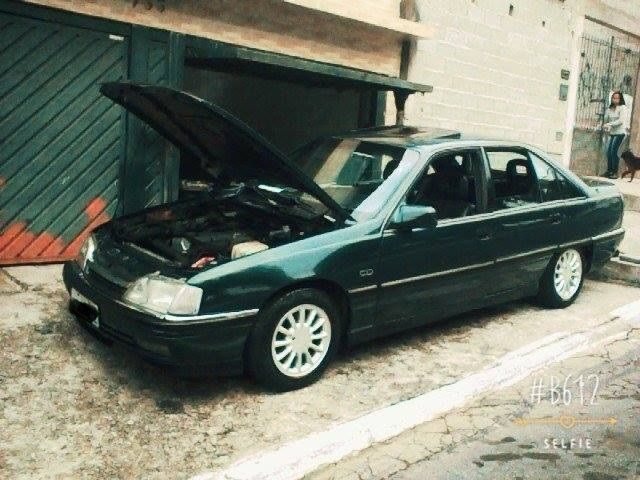 Chevrolet Omega CD 3.0 MPFi - Foto #10
