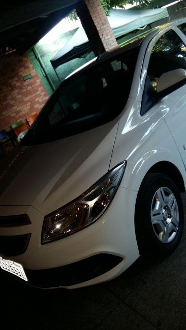 Chevrolet Onix 1.0 LT SPE/4 Eco - Foto #3