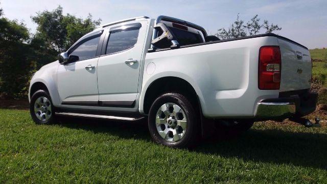 Chevrolet S10 2.5 ECOTEC SIDI Cabine Dupla LTZ 4x2 - Foto #3