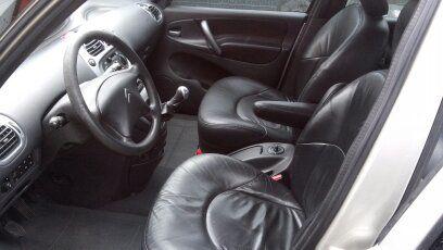 Citroën Xsara Picasso GLX 1.6 16V (flex) - Foto #5