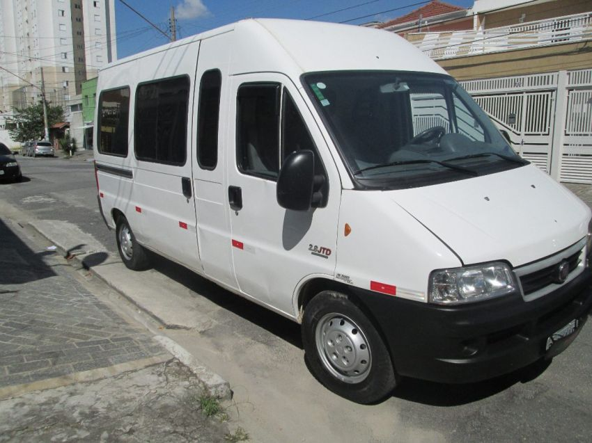 Fiat Ducato Combinato Van 2.8 Turbo