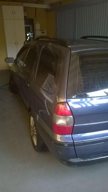 Fiat Palio Weekend 6 marchas 1.0 MPi - Foto #1