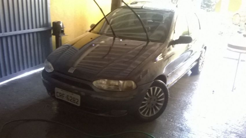 Fiat Palio Weekend 6 marchas 1.0 MPi - Foto #4