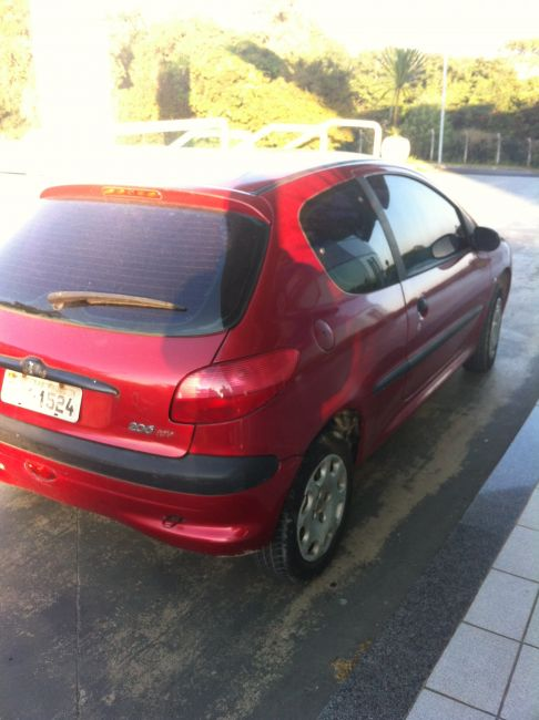 Peugeot 206 Hatch. Selection 1.0 16V 2p - Foto #2