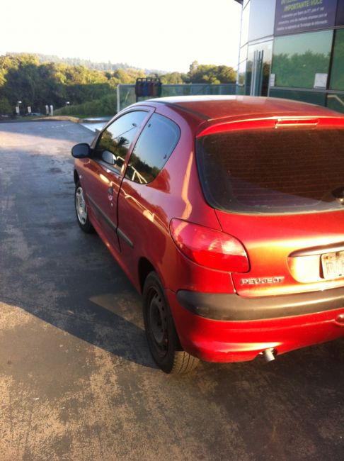 Peugeot 206 Hatch. Selection 1.0 16V 2p - Foto #4