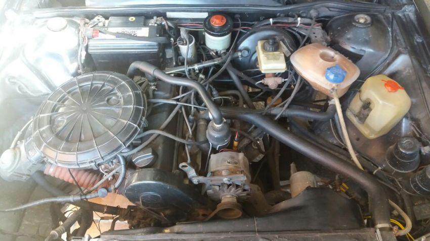 Volkswagen Santana GLS 2.0 - Foto #4
