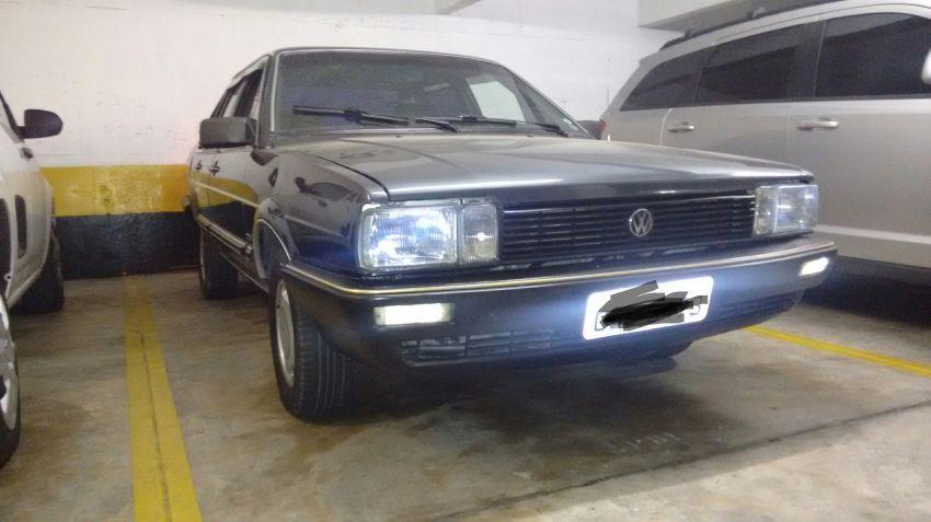 Volkswagen Santana GLS 2.0 - Foto #8
