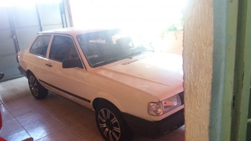 Volkswagen Voyage CL 1.8 - Foto #3