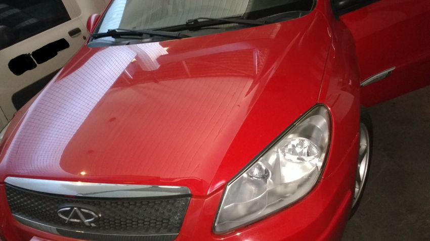 Chery Cielo Hatch 1.6 16V - Foto #2