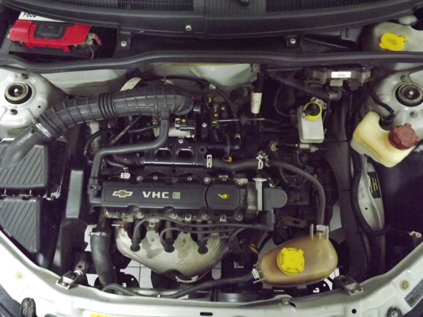 Chevrolet Celta Life 1.0 VHCE (Flex) 4p - Foto #6