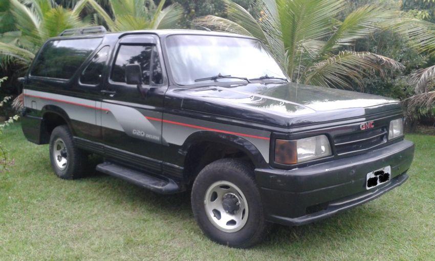 Chevrolet D20 Pick Up Custom S Turbo 4.0 (Cab Dupla) - Foto #1