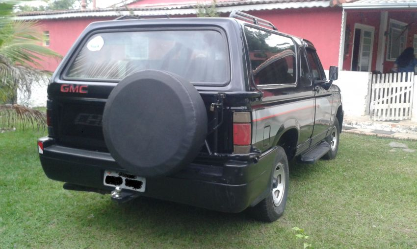 Chevrolet D20 Pick Up Custom S Turbo 4.0 (Cab Dupla) - Foto #2