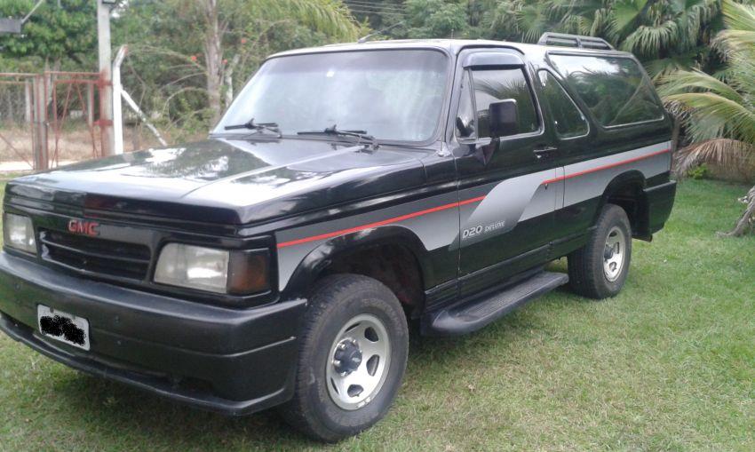 Chevrolet D20 Pick Up Custom S Turbo 4.0 (Cab Dupla) - Foto #3