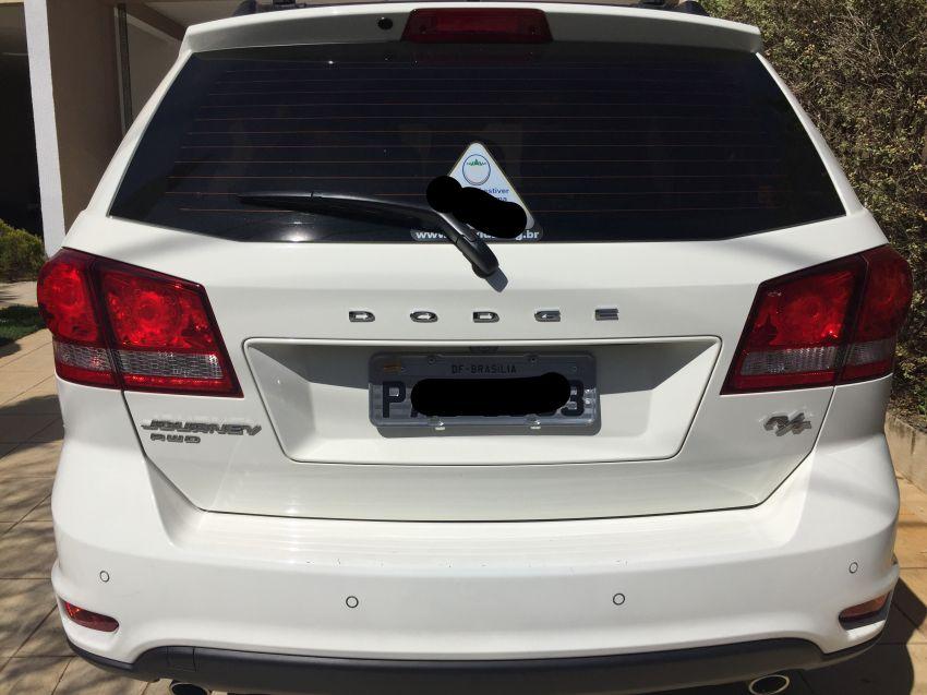 Dodge Journey RT 3.6 V6 AWD - Foto #5