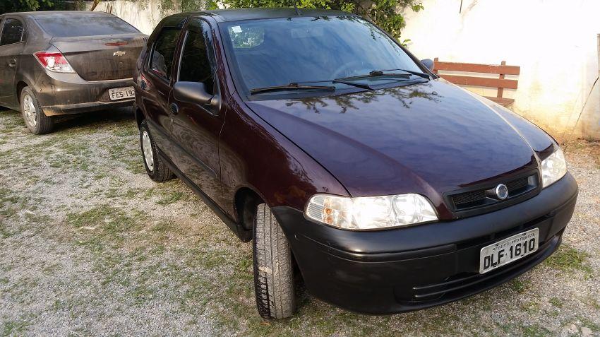 Fiat Palio ED 1.0 MPi 4p - Foto #1