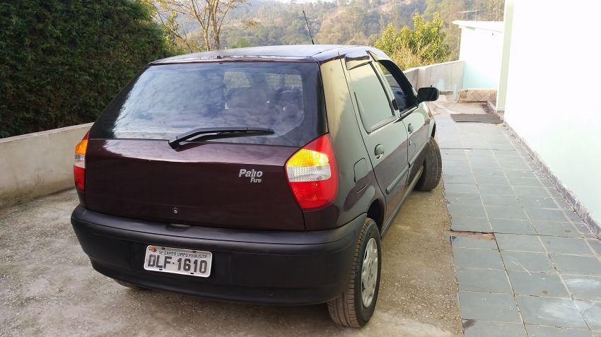 Fiat Palio ED 1.0 MPi 4p - Foto #8