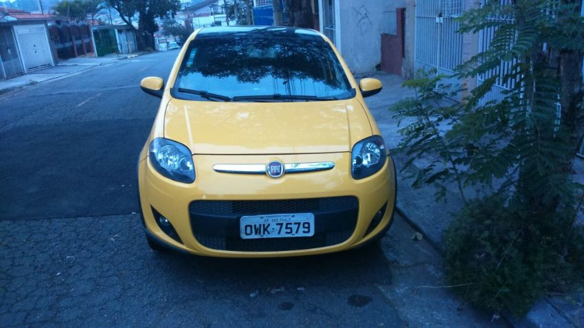 Fiat Palio Sporting 1.6 16V Dualogic (Flex) - Foto #3