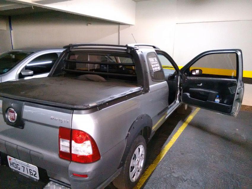 Fiat Strada Working 1.4 (Flex) (Cab Dupla) - Foto #5