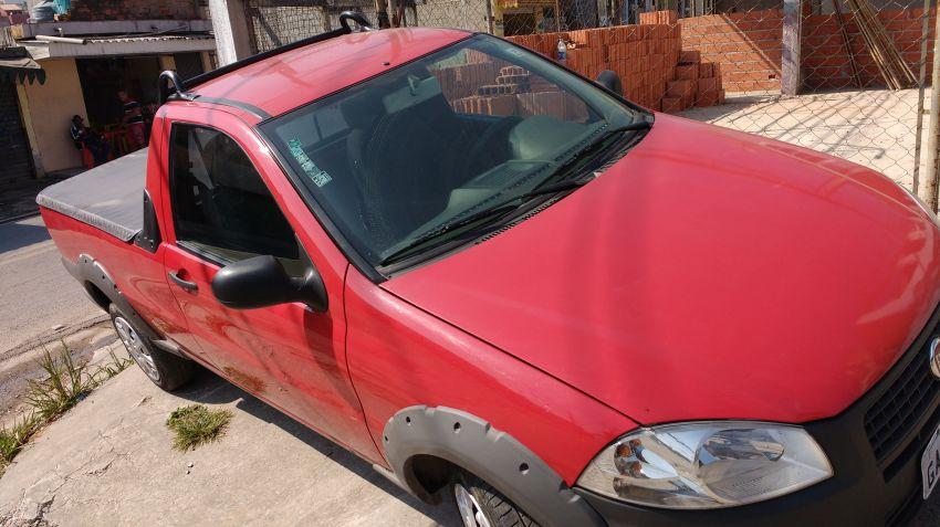 Fiat Strada Fire 1.4 (Flex) (Cab Simples) - Foto #7