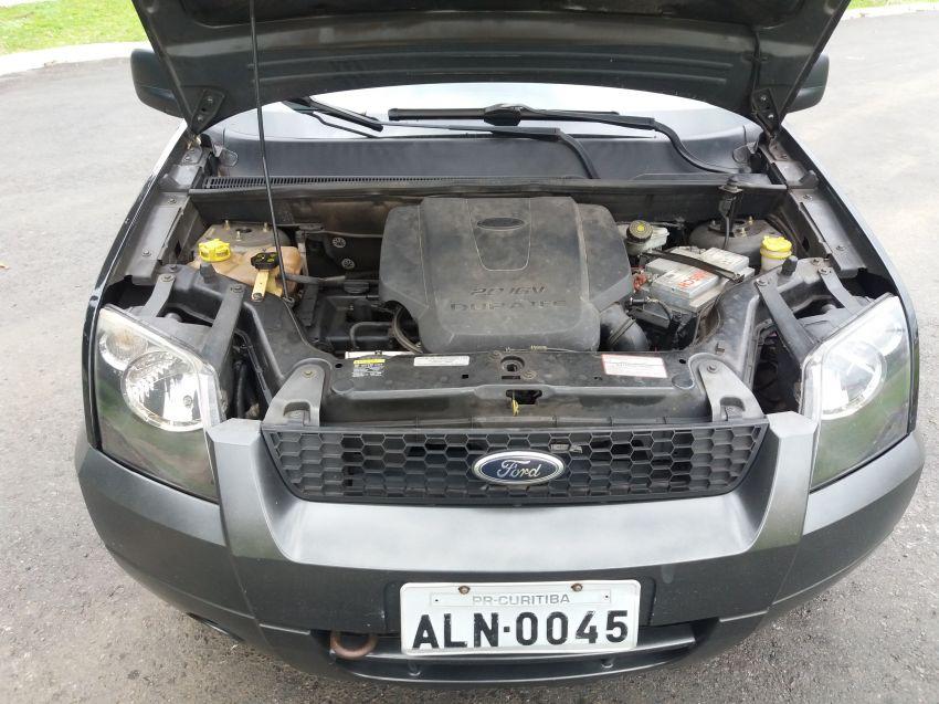 Ford Ecosport 4WD 2.0 16V - Foto #8