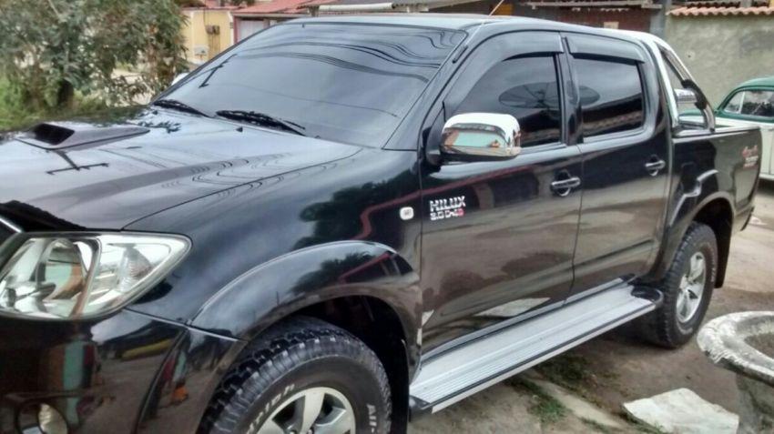 Toyota Hilux 3.0 TDI 4x4 CD STD - Foto #3