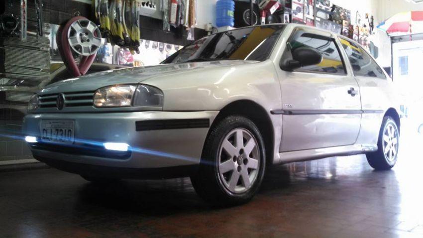 Volkswagen Gol Star 1.6 MI - Foto #5