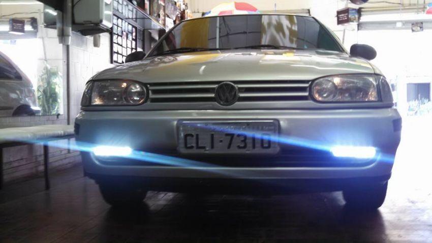 Volkswagen Gol Star 1.6 MI - Foto #7
