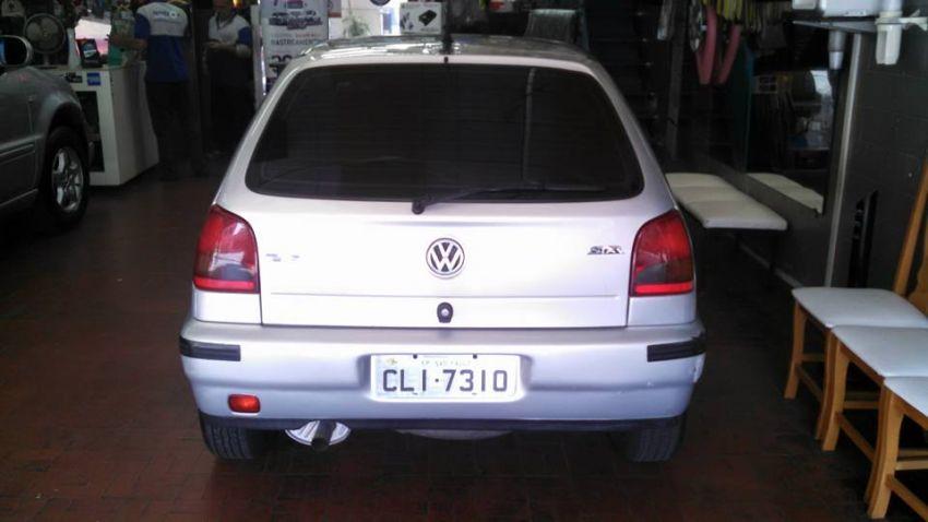 Volkswagen Gol Star 1.6 MI - Foto #9