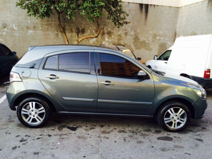 Chevrolet Agile LTZ 1.4 (Flex) - Foto #4